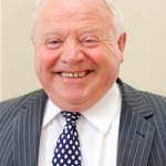 County Councillor Bryan Jones